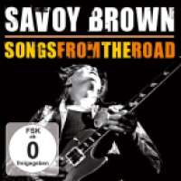 Savoy Brown - Songs From The Road DVD/CD Box Set