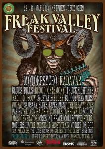 FVF 2014 Plakat