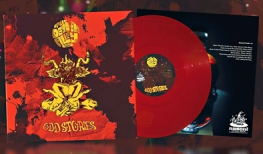 OddStories rotes Vinyl