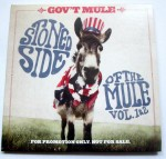 Gov't Mule Stoned Side Cover