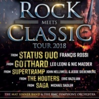 Rock meets Classic Tour 2018 Ingolstadt 05.04.18