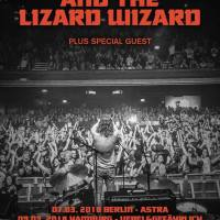 King Gizzard & The Lizard Wizard im Astra Kulturhaus am 07.03.18