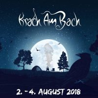 Krach am Bach 25.Geburtstags-Ausgabe 2.- 4.8. 2018