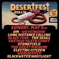 Desertfest Berlin, Sonntag 5.5.2019