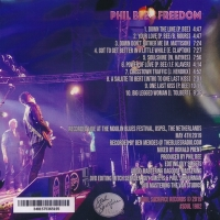 PHIL BEE'S FREEDOM – Live at Moulin Blues