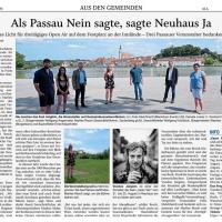 Open Yair Festival in Neuhaus am Inn vom 21.08. bis 23.08.2020 - Vorbericht