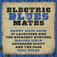 Various Artists – Electric Blues Mates